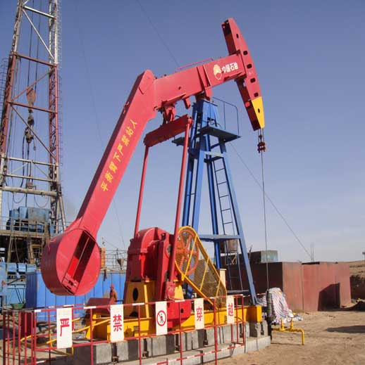 C Oil Pumping Unit