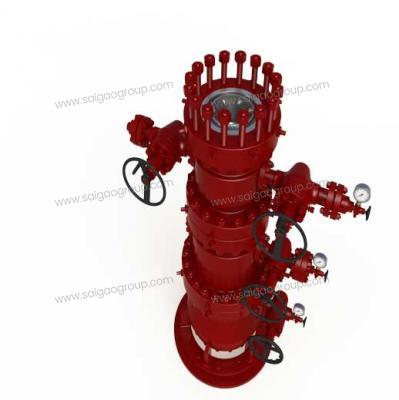 CW Type Wellhead Equipment