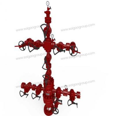 Split Wellhead Christmas Tree for Oil/Gas