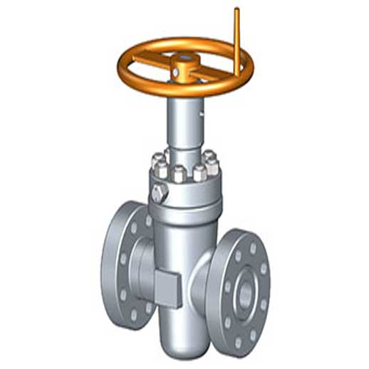Forged Steel Slab Gate Valve