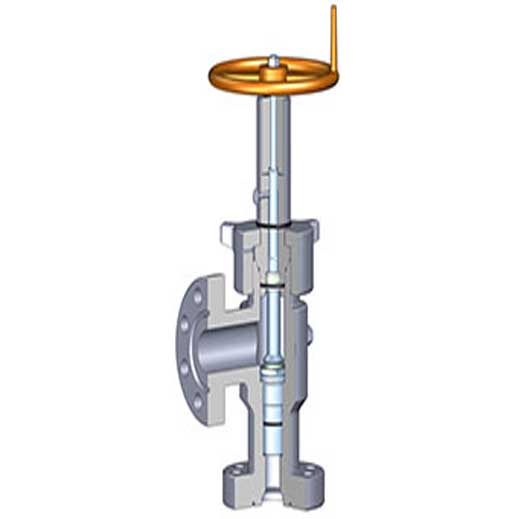 Multiple Orifice Choke Valve