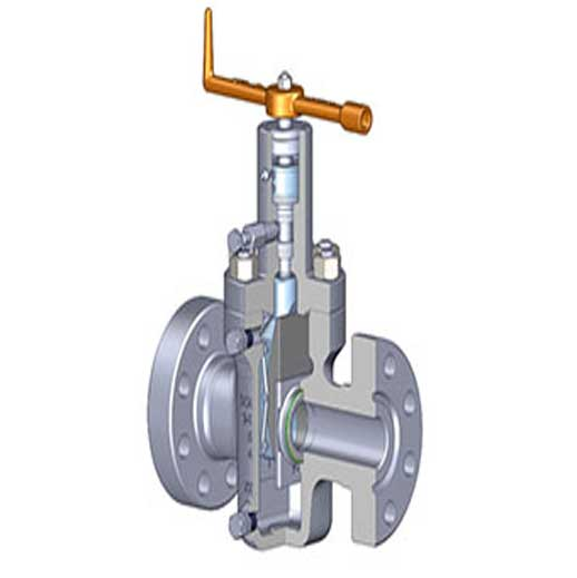 Expansion Type Slab Gate Valve