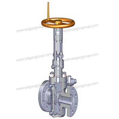 Thermal Gate Valve