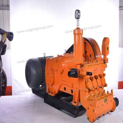 BW1200/10 Horizontal Four Cylinder Reciprocating Single Acting Piston Pump