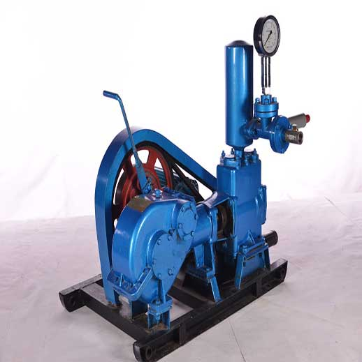 BW160H Horizontal Single Cylinder Reciprocating Double Acting Piston Pump