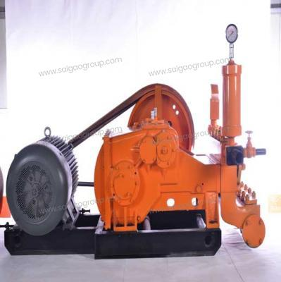BW850/8  Horizontal Four Cylinder Reciprocating Single Acting Piston Pump