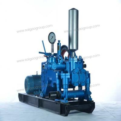 BW120/2 Horizontal Three Cylinder Reciprocating Double Acting Piston Pump