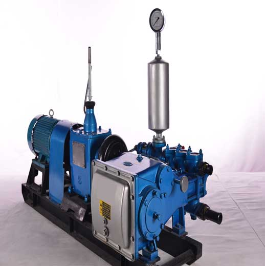 BW150 Horizontal Three Cylinder Reciprocating Single Acting Piston Pump
