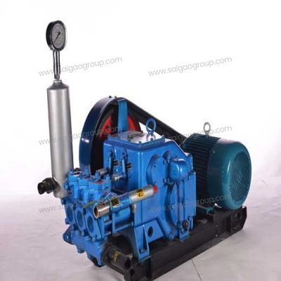 BW240-10 Horizontal Three Cylinder Reciprocating Single Acting Piston Pump