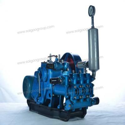 BW250 Horizontal Three Cylinder Reciprocating Single Acting Piston Pump