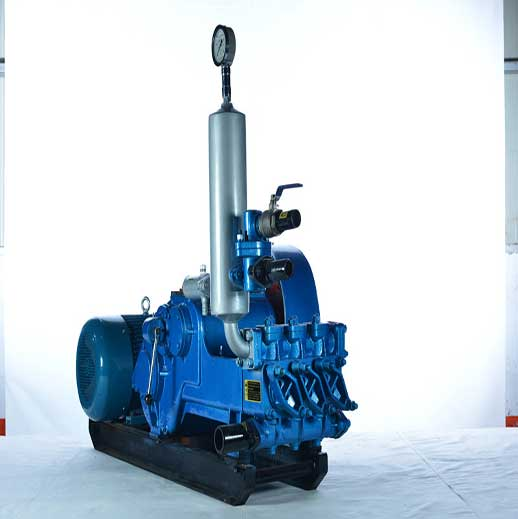 BW320 Horizontal Three Cylinder Reciprocating Single Acting Piston Pump