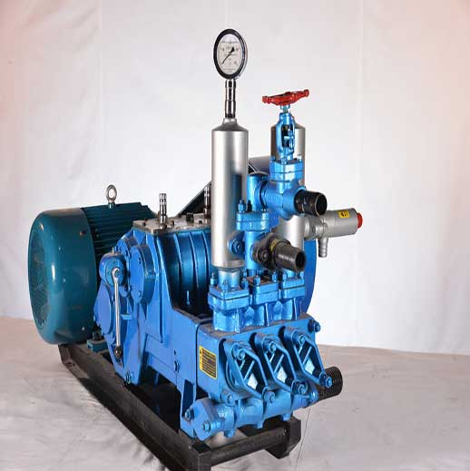 BW350/13 Horizontal Three Cylinder Reciprocating Single Acting Piston Pump