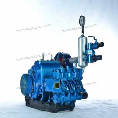 BW450 / 5 Horizontal Three Cylinder Reciprocating Single Acting Piston Pump