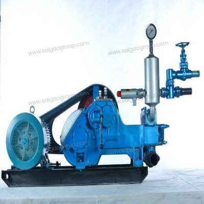 BW600/10 Horizontal Three Cylinder Reciprocating Single Acting Piston Pump