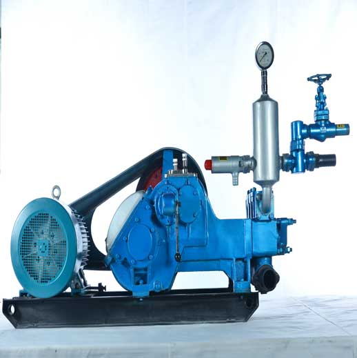 BW750 Horizontal Three Cylinder Reciprocating Single Acting Piston Pump