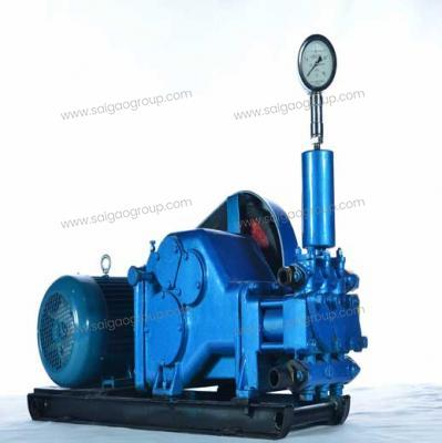 BW80/3 Horizontal Three Cylinder Reciprocating Single Acting Piston Pump