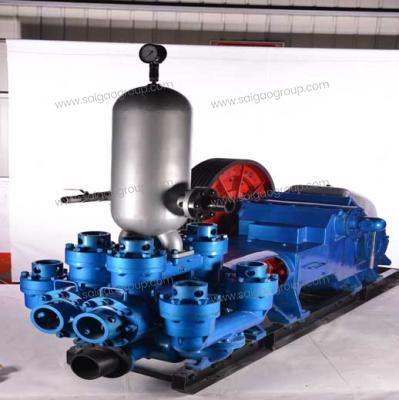 BW850/5 Horizontal Double Cylinder Reciprocating Double Acting Piston Pump