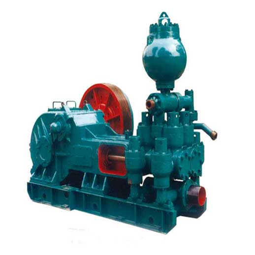 BW1450/6 Horizontal Double Cylinder Reciprocating Double Acting Piston Pump