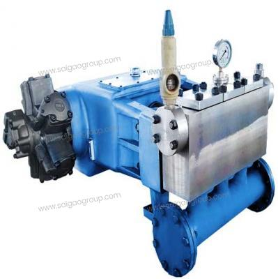 3NB125 Piston Reciprocating Mud Pump