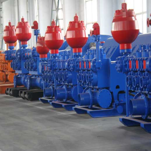 F800 Triplex Piston Mud Pump