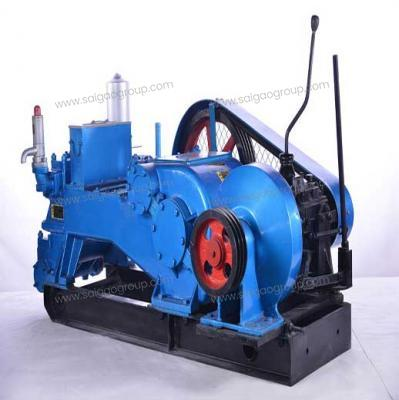NBB280/8 Horizontal Three Cylinder Reciprocating Single Acting Piston Pump
