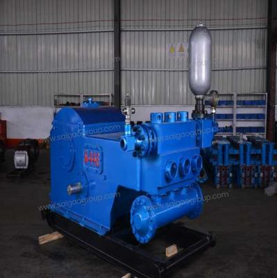 W-446 Horizontal Three Cylinder Reciprocating Single Acting Piston Pump