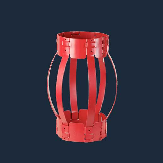 Hinged Welded Spring Bow Centralizer
