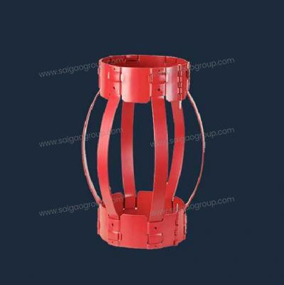 Hinged Non-weld Bow Spring Centralizer