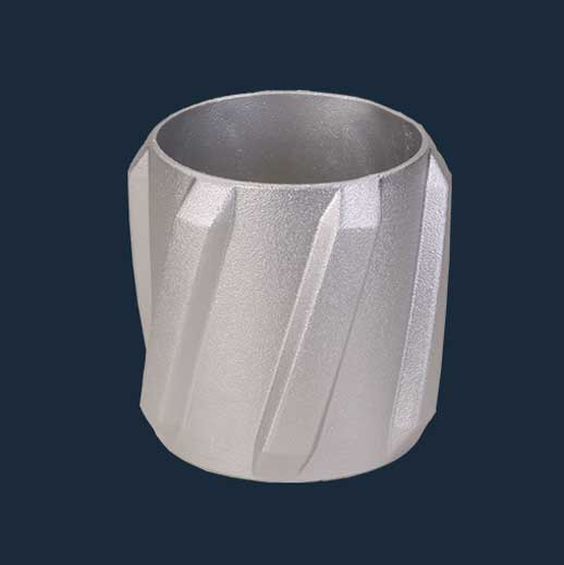 Straight Vane Solid Centralizer