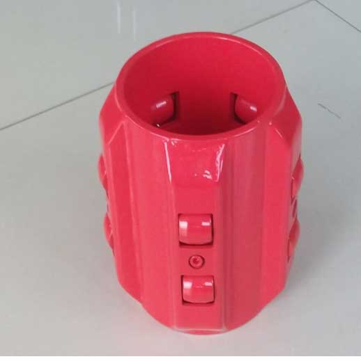Solid Body Low Drag Low Torque Roller Centralizer