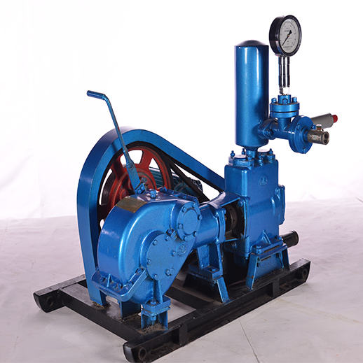 BW160/10 Horizontal Three Cylinder Reciprocating Single Acting Piston Pump