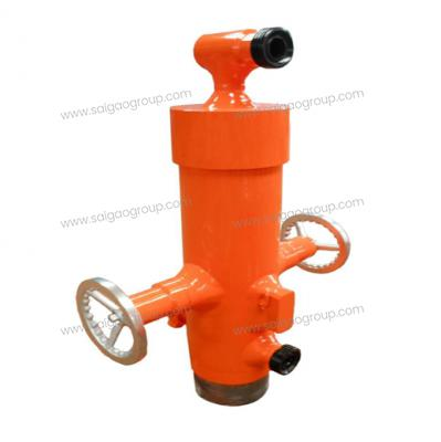 Single Plug Cement Head: Product No. DSC-05