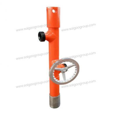 Drill Pipe Single Plug Cement Head: Product No. ZSC-04