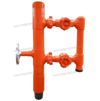 Drill Pipe Single Plug Cement Head: Product No. ZSC-05