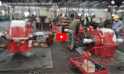 Pump Unit Reducer Gear Box Manufacture 2