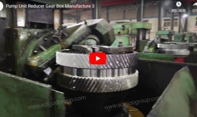 Pump Unit Reducer Gear Box Manufacture 3