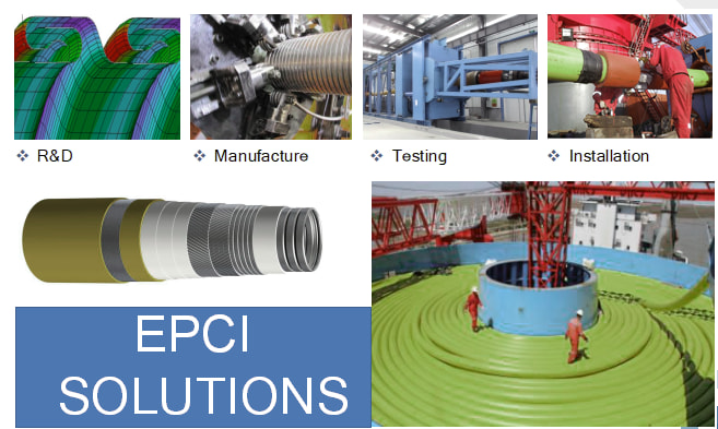 Offshore Flexible Pipe-EPCI